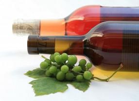 wine, wine bottle, grapes
